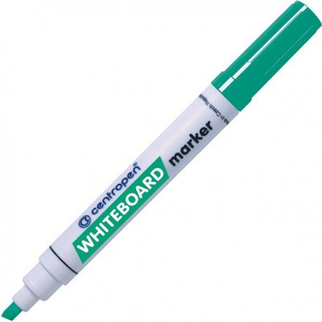 Centropen 8569 Whiteboard marker - zelený