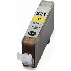 Cartridge Canon CLI-521Y - EcoJet (s čipem)