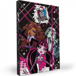 Heft box A5 - Monster High