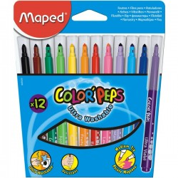 Fixy Maped Color'Peps 12